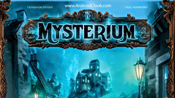 mysterium دانلود Mysterium: A Psychic Clue Game v2.0.6 بازی ذهنی گوی + آنلاک