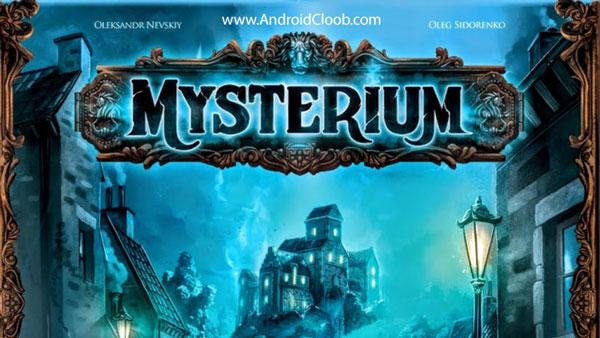 mysterium دانلود Mysterium: A Psychic Clue Game v2.0.6 بازی ذهنی گوی + آنلاک