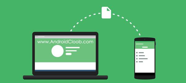 portal wifi file transfers دانلود Portal – Wifi file transfers v1.1.1 برنامه انتقال فایل بین کامپیوتر و اندروید