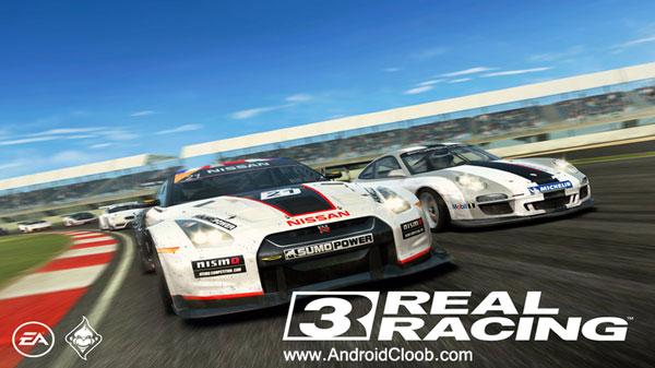 real racing 3 دانلود Real Racing 3 v5.3.1 بازی مسابقات ریل رسینگ 3 اندروید