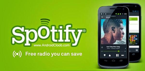 دانلود Spotify Music v8.5.1 اسپاتیفای موزیک انلاین اندروید + کرکspotify دانلود Spotify Music v8.5.1 اسپاتیفای موزیک انلاین اندروید + کرک