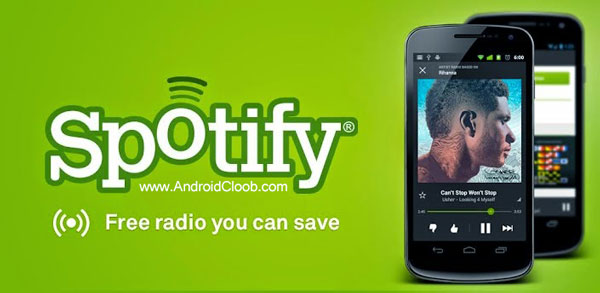 spotify دانلود Spotify Music v8.5.1 اسپاتیفای موزیک انلاین اندروید + کرک