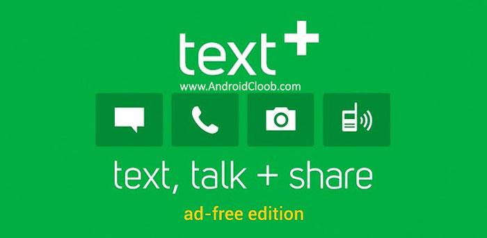 textplus دانلود textplus: Free Text & Calls v7.3.9 شماره ی مجازی و مکالمه رایگان اندروید