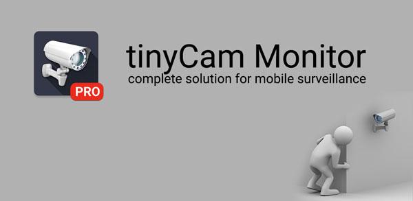 tinyCam PRO دانلود tinyCam Monitor PRO v9.1 نرم افزار مدیریت دوربین مداربسته اندروید